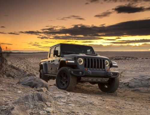 The Jeep Gladiator Mojave; a recipe for success?
