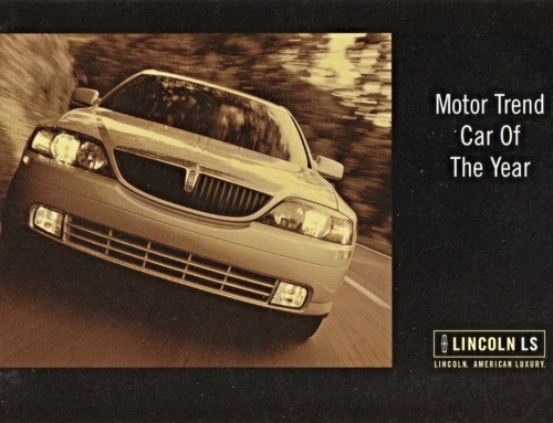 The Lincoln LS: Whatever happened there?