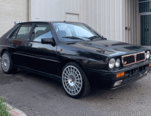 For Sale: $30k and this Lancia Delta Integrale HF is Yours