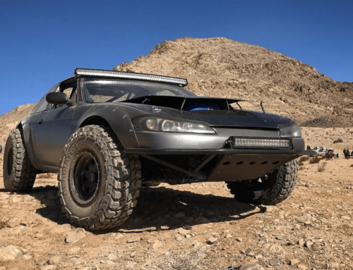 Last Call: How do you feel about an off-road S15?