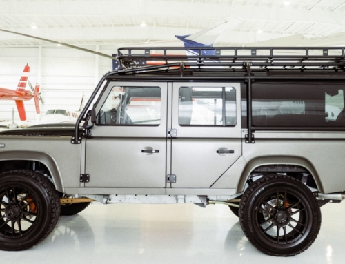 Dear Land Rover Defender custom shops… y'all need to chill