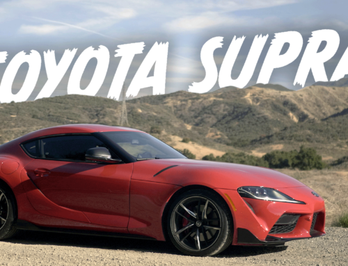 Toyota Supra: On the track and on the street