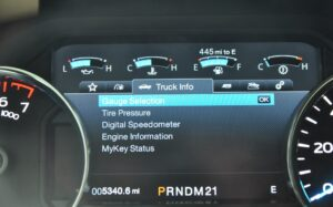 Hooniverse Asks: Which vehicle has the most comprehensive factory on-board data display?