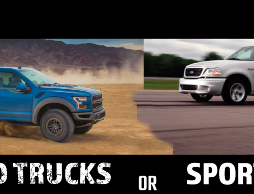 Hooniverse Asks: Sport trucks or Off-road trucks, which do you prefer?