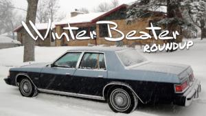 A Late-Season Winter Beater Roundup