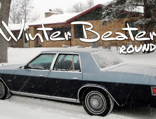 A Late-Season Winter Beater Roundup