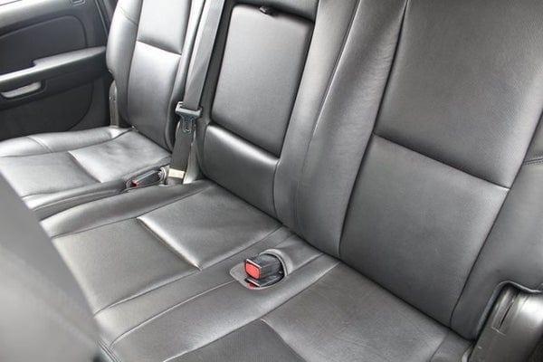 2013 Chevy Suburban LTZ Second Row