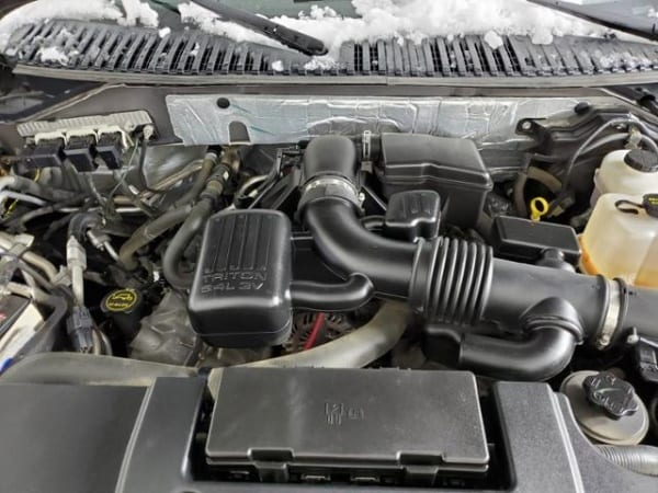 2014 Ford Expedition EL Limited Engine