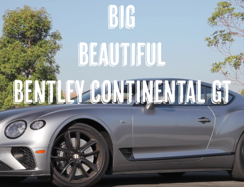 The New Bentley Continental GT: Good has Become Excellent