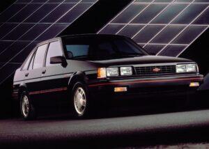 In 1988 the Chevy Nova was Down but Not Out
