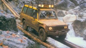 Camel Trophy ...Montero? You bet your ass!