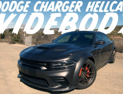Dodge Charger Hellcat Widebody: More Thicc is More Better