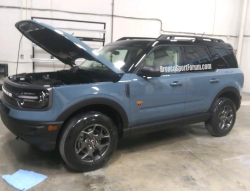 Ford Bronco Sport, a.k.a. Baby Bronco, is coming and it looks good!