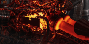 Last Call: Aston Martin's hot-vee engine is, well... hot, really hot
