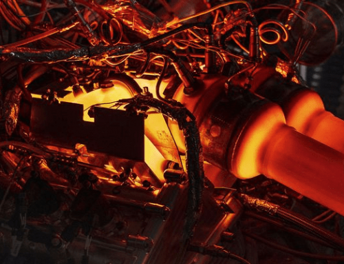 Last Call: Aston Martin's hot-vee engine is, well… hot, really hot