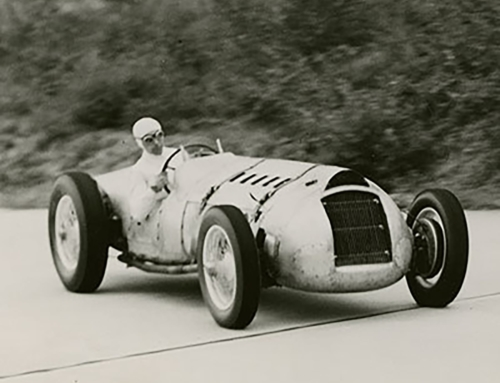Neal Bascomb's Faster talks of history, motorsport heroes, and Hitler defeat