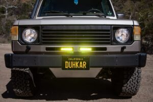 Hooniverse Asks: Why don't car designers account for a front license plate?