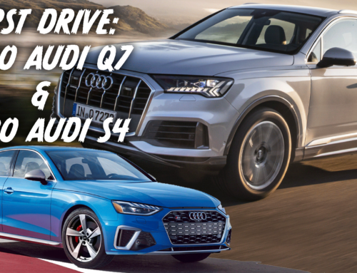 First Drive: 2020 Audi Q7 and 2020 Audi S4