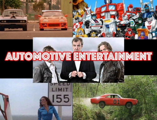 The Automotive Entertainment That Formed My Enthusiast Brain