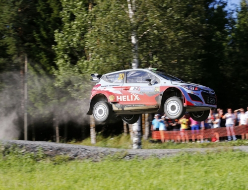 Last Call: Rally Finland is the best location in the WRC