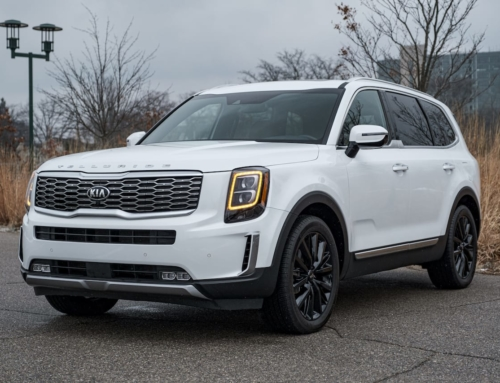 2020 Kia Telluride SX: As Good As Everyone Says