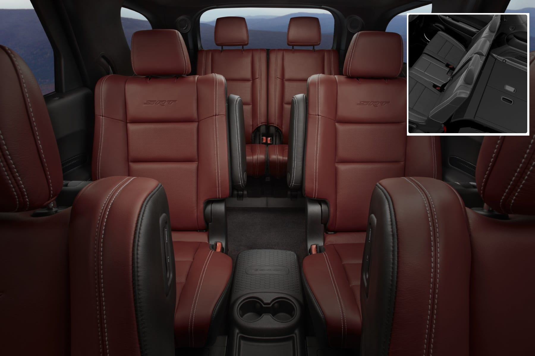 dodge durano srt seats