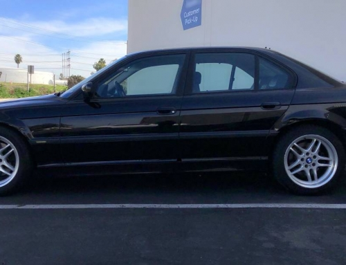 "Please tell me why I shouldn't buy this ""cheap"" 2001 BMW 740i M Sport"