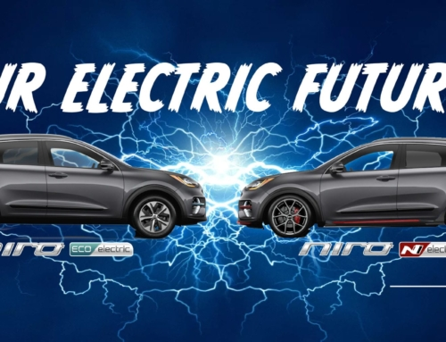 Kia Niro EV: A peek at our enthusiast future?