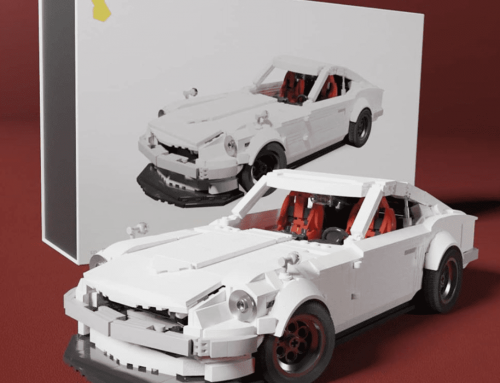 Last Call: You can get a custom Lego model of your car and that's amazing!