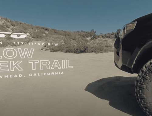 Go for an off-road drive with these Nitto Tire 360 trail-run videos