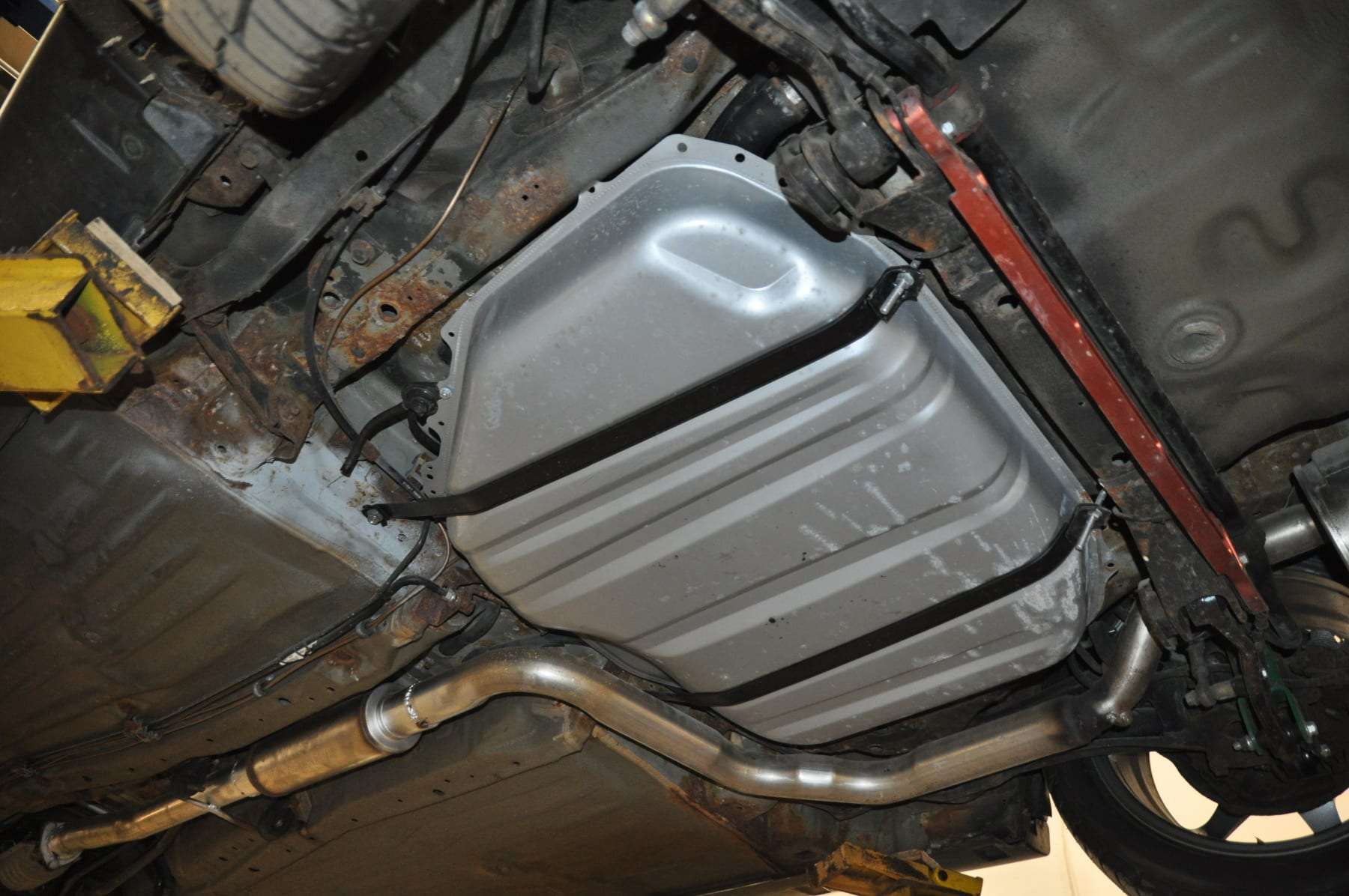 integra gs-r undercarriage for sale fuel tank