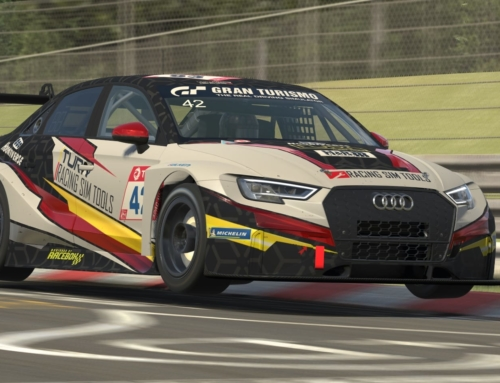 Racing is still cancelled, so come watch us run the iRacing 24 Hours Nürburgring