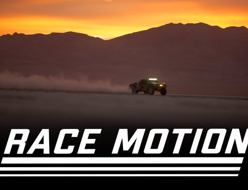 Race Motion beautifully captures the brutality of The Mint 400