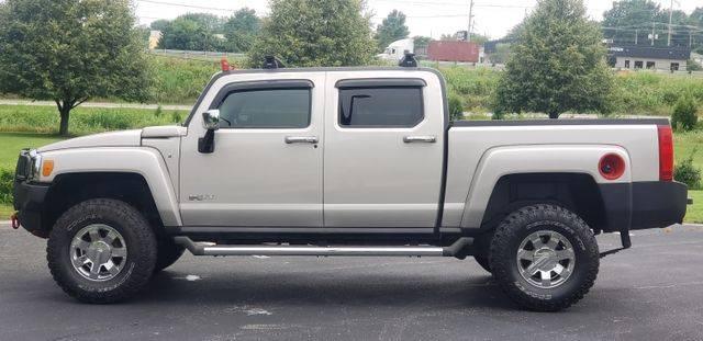 2009 Hummer H3T