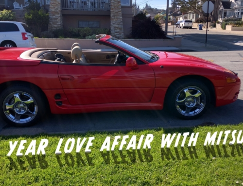 A 25-year-old love affair with the Mitsubishi 3000GT