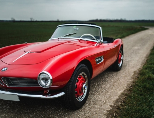 Last Call: The BMW 507 doesn't get enough appreciation