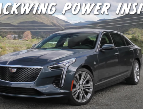 Cadillac CT6 Platinum: The Blackwing is gone too soon
