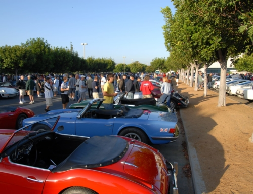 Hooniverse Asks: Are you looking forward to any local car shows?