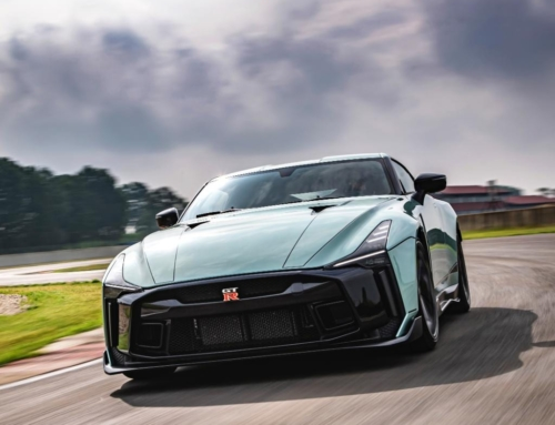 Last Call: The GT-R50 will be a super rare classic in the future