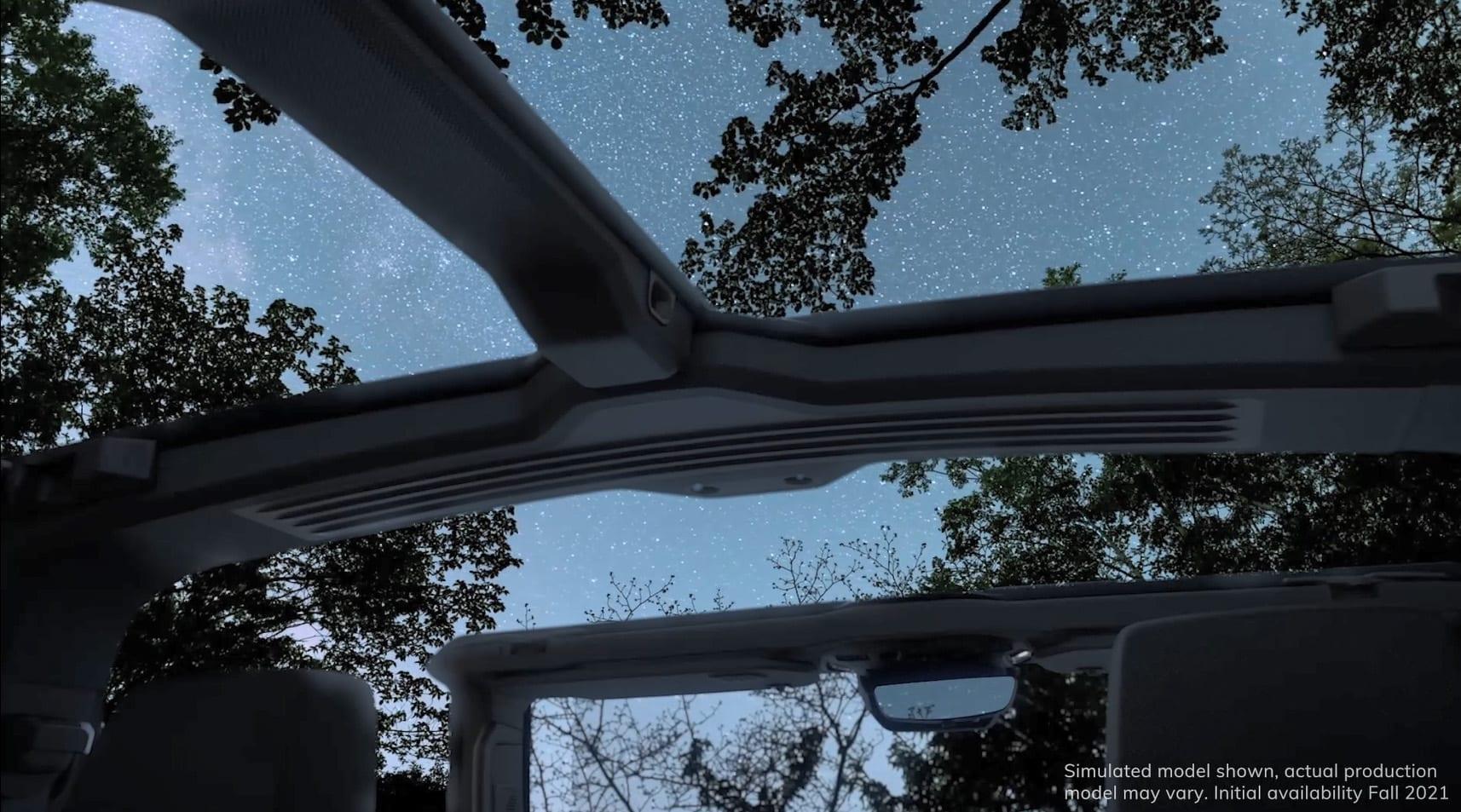 Hummer EV - Open Air