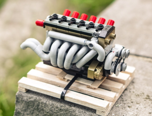 This company makes LEGO crate engines