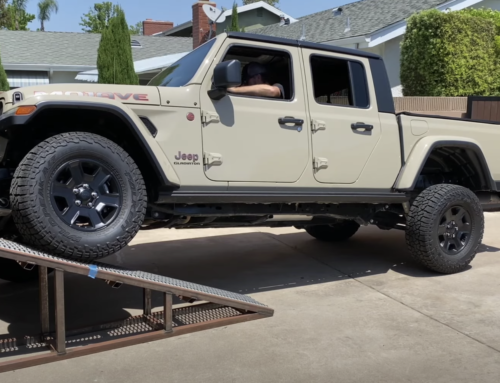 Flex matters: The 2020 Jeep Gladiator Mojave hits Dan Edmunds' RTI ramp