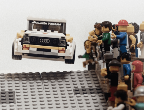 Last Call: More Lego awesomeness