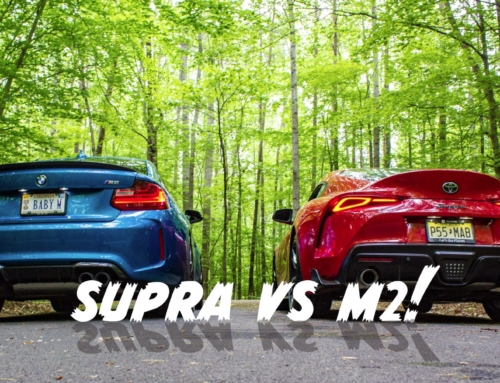Comparison: Toyota Supra vs. BMW M2