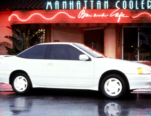 Lamest Classics: Extreme exclusivity with the Hyundai Scoupe