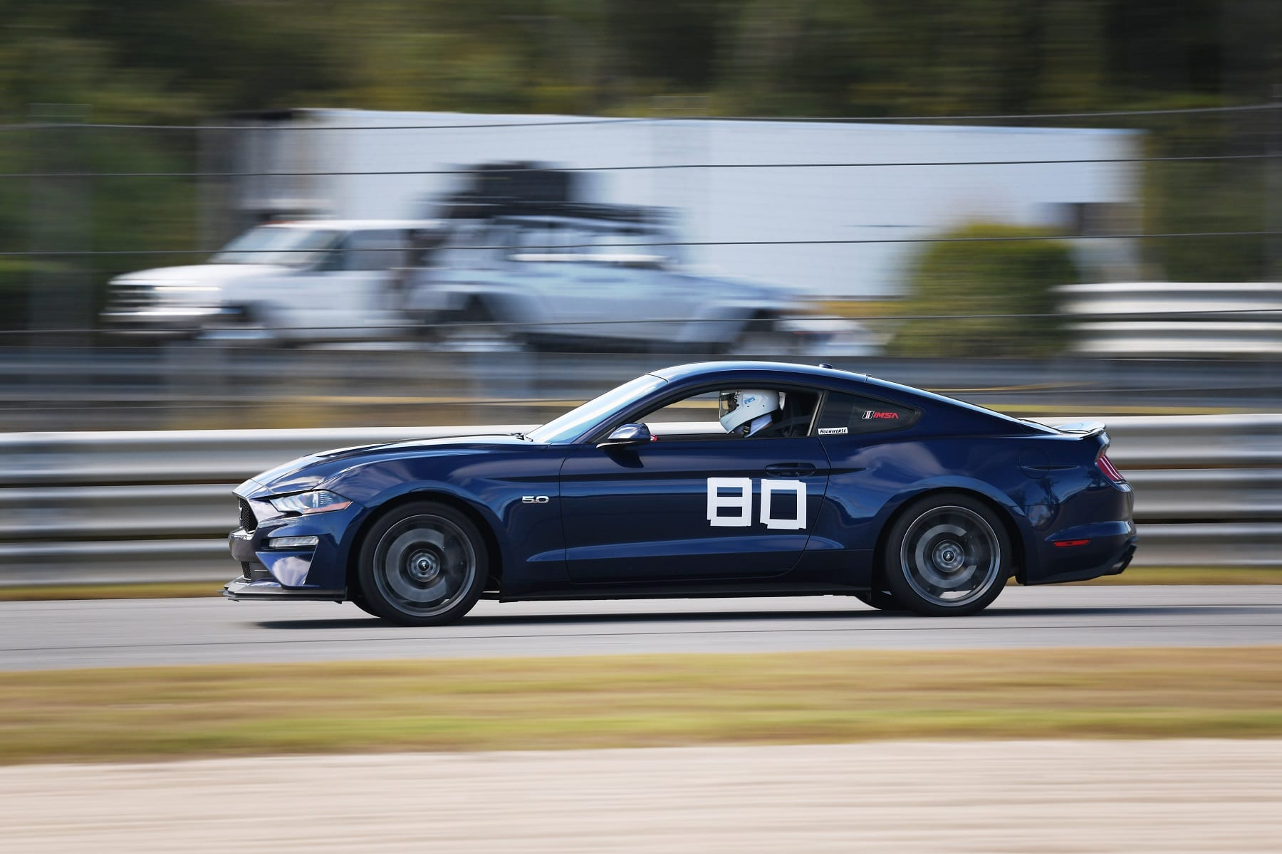 mustang gt pp2 track day