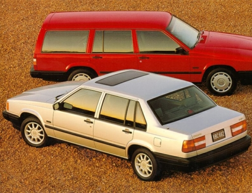 Lamest Classics: It's Time for Onanism in a Volvo 940