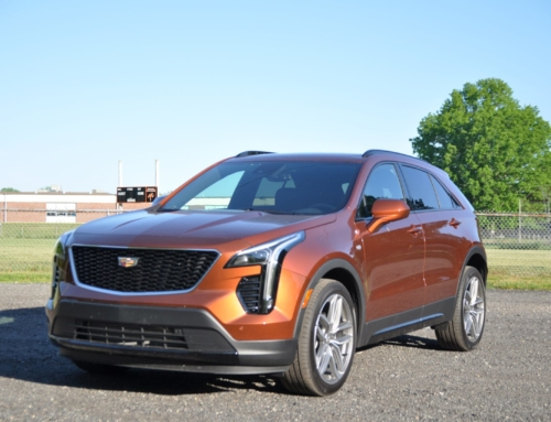 Review: Cadillac XT4 – the Substandard of the World