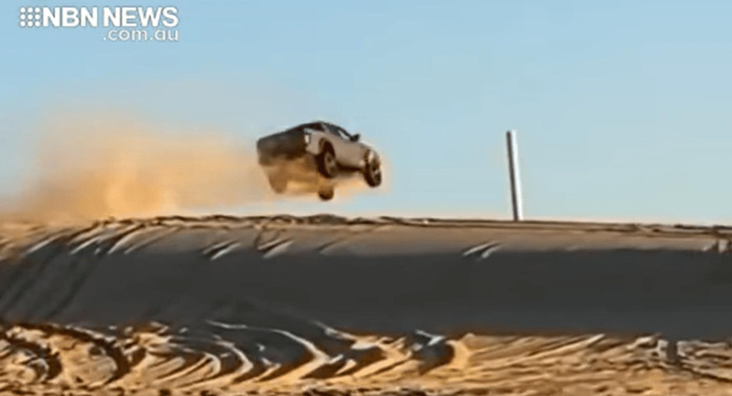 Dunes of Hazard