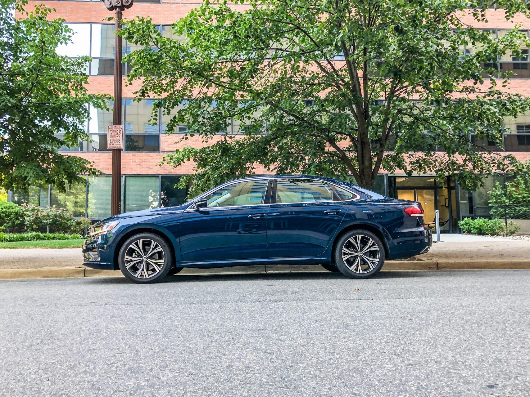 2020 VW Passat 2.0T SEL